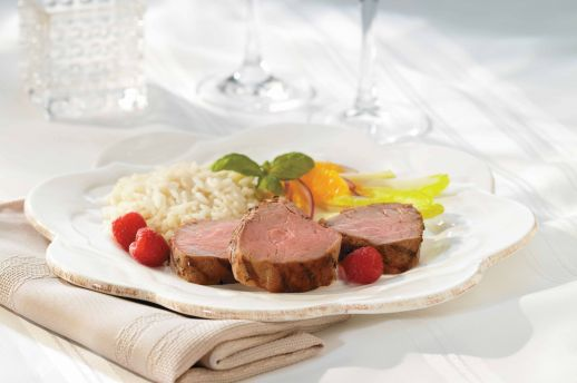 Veau Filet MF Assiette 1