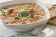 Hearty Veal Soup